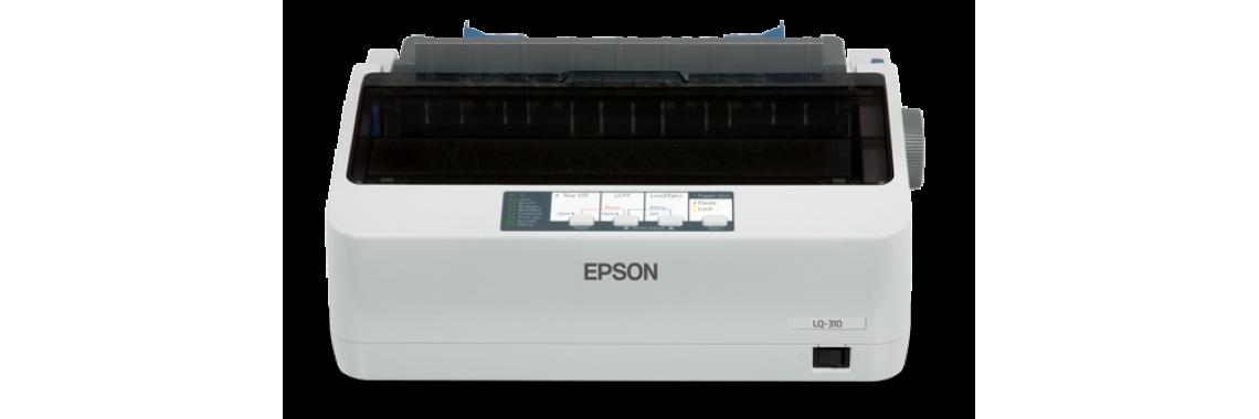 EPSON LQ 310 DOTMATRIX PRINTER